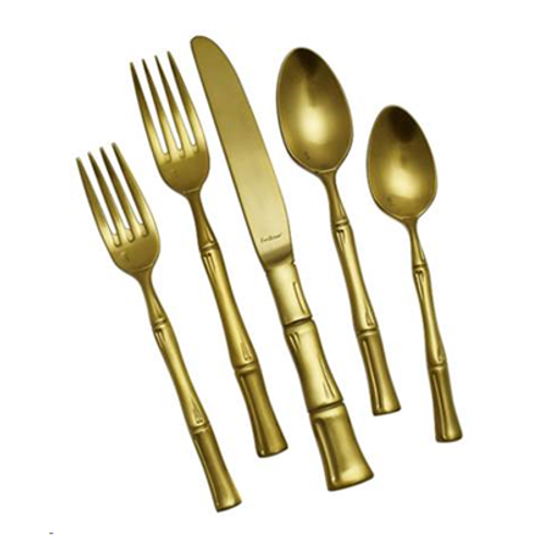 Julia Gold Flatware