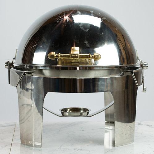 Medium Deluxe Round Chafing Dish