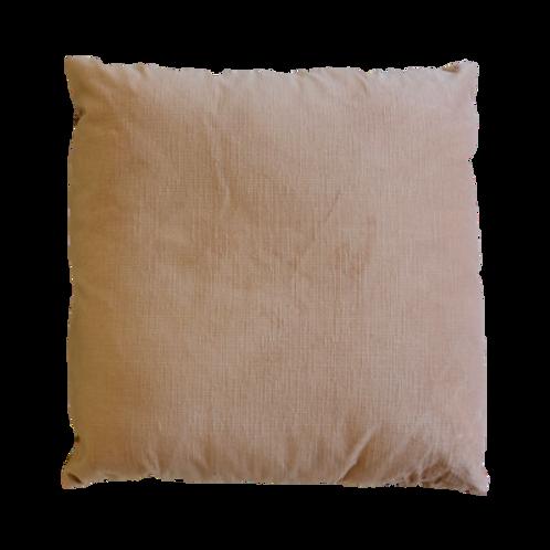 Blush Velvet Pillow