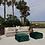 Thumbnail: Denni Pedestal Side Table