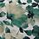 Thumbnail: Floral Velvet Aqua