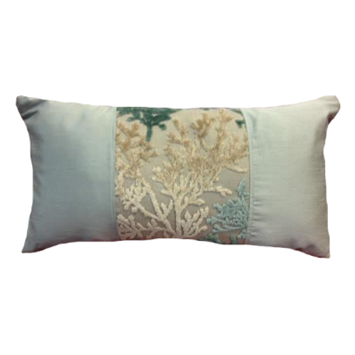 Lumbar Ocean Reef with Sea Green