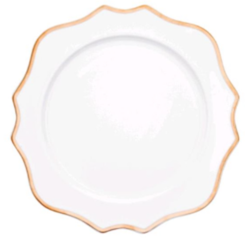 Bella Gold Dinner Plate