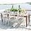 Thumbnail: White Bamboo Folding Chair