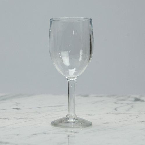 Acrylic Red/White Wine Glass