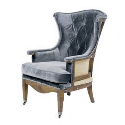 Eliza Deconstructed Wingback