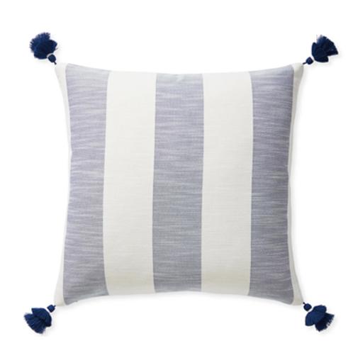 Highland Blue Pillow