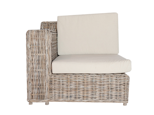 Orleans Rattan Right End