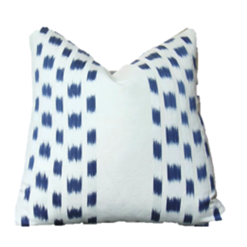Blue Ismir Pillow