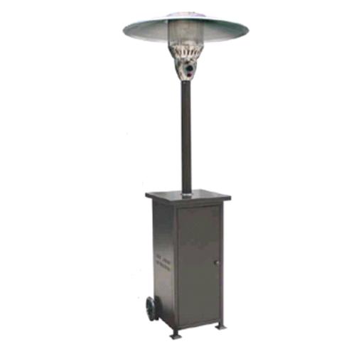 8' Bronze Patio Heater
