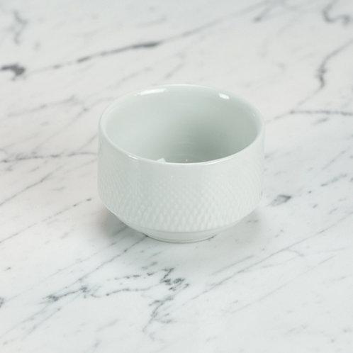 Premium Basketweave Sugar Bowl