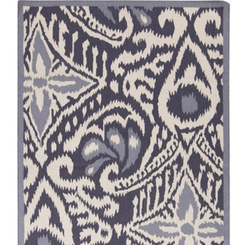 Marcel Blue and Beige Rug