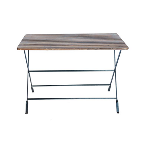 Champagne Collection Large Folding Table