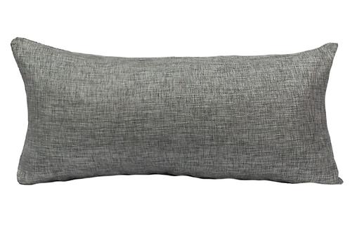 Hampton Slate Lumber Pillow