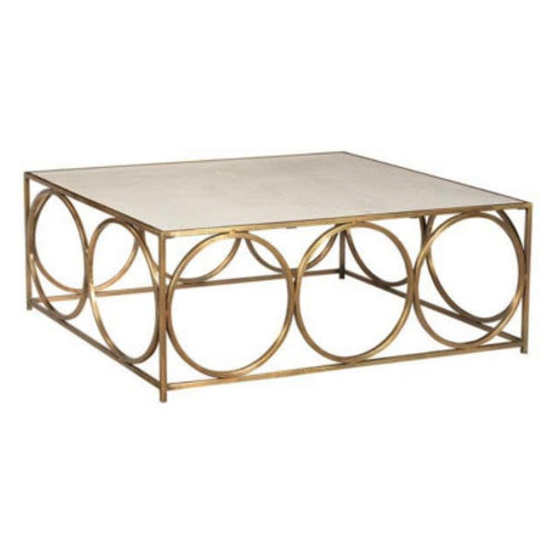 Shauna Gold Coffee Table