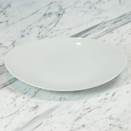 Standard White Large Steak/Fish Plate