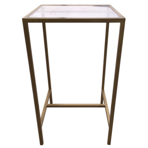 Karrie Square Bar Table