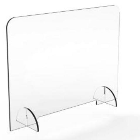 Plexiglass Divider