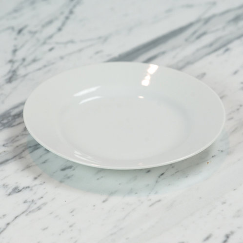 Standard White Bread and Butter Plate