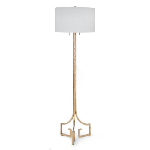 Chic Gold Floor Lamp