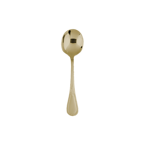Madelyn Gold Bouillon Spoon