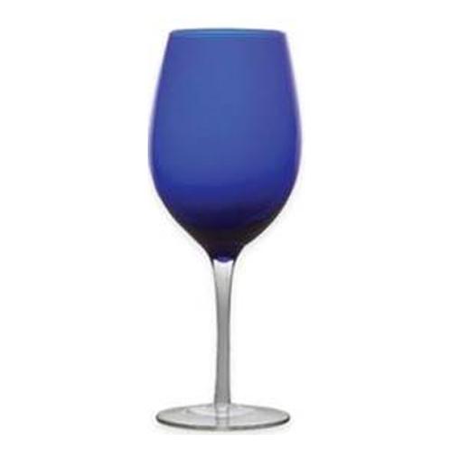Cobalt Wine Glass