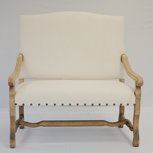 Linen Two Seater