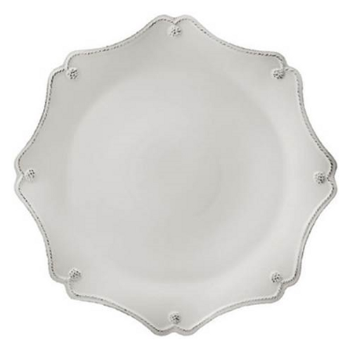 Berry and Thread Service Plate