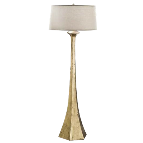 Monroe Gold Floor Lamp