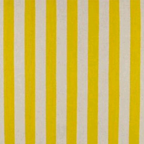 Ashton Stripe Yellow & White