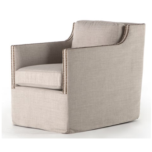 Lucca Swivel Chair