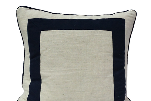 Crete Navy Pillow