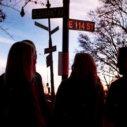 Corner of Pleasant Ave