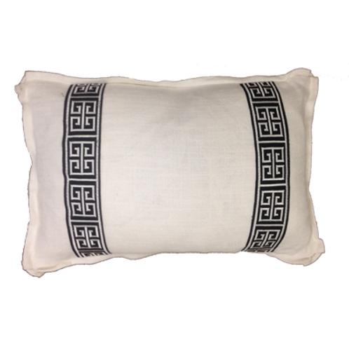 Imperial Noir Lumbar Pillow