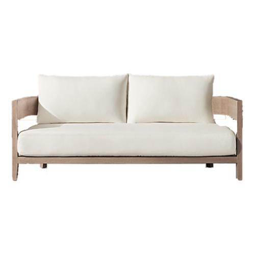 Paloma Teak Lounge Sofa