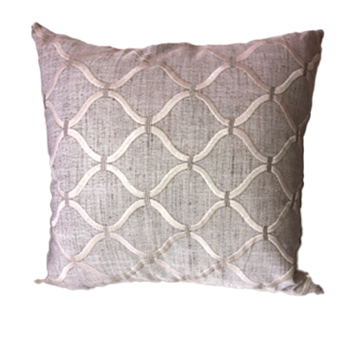 Gardners Taupe Pillow