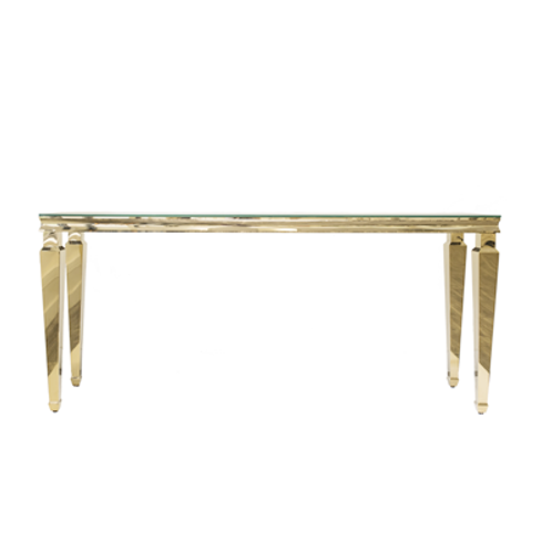 Gold Community Table