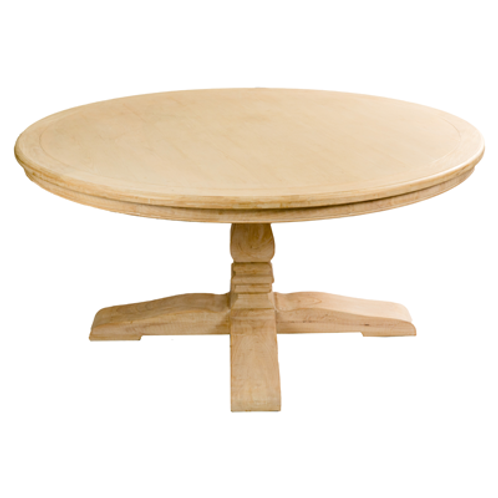 Andrews Pedestal Table