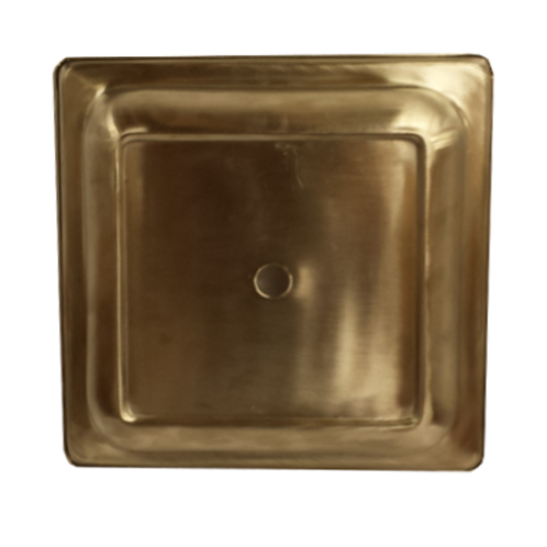 Square Plate Cover