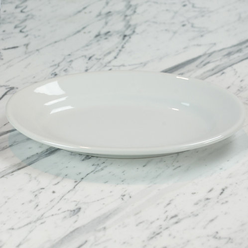 Standard White Medium Platter