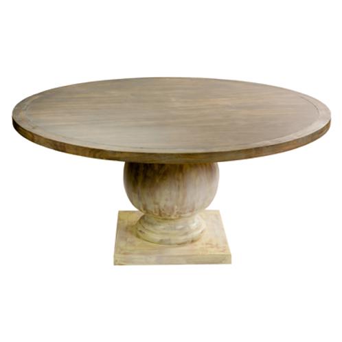 Sienna Pedestal Table
