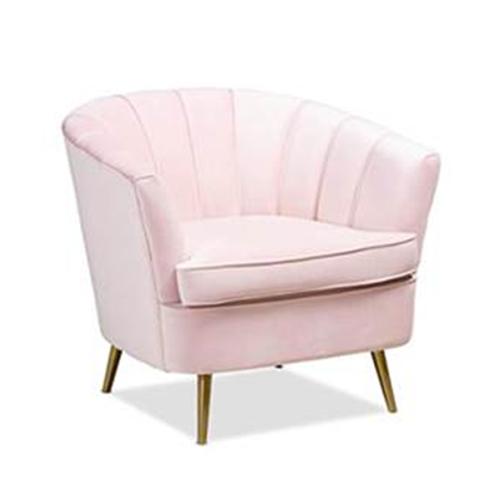 Daisy Light Pink Chair