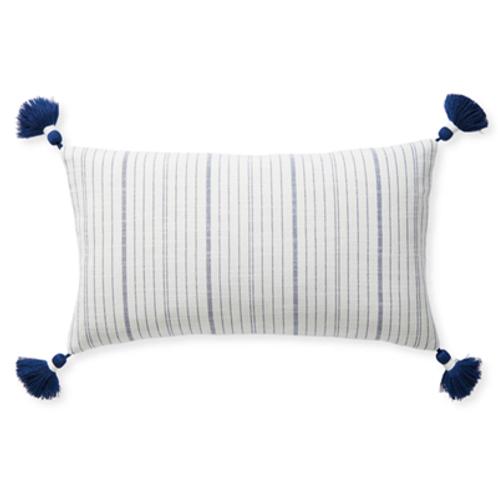 Surf Stripe Lumbar Pillow