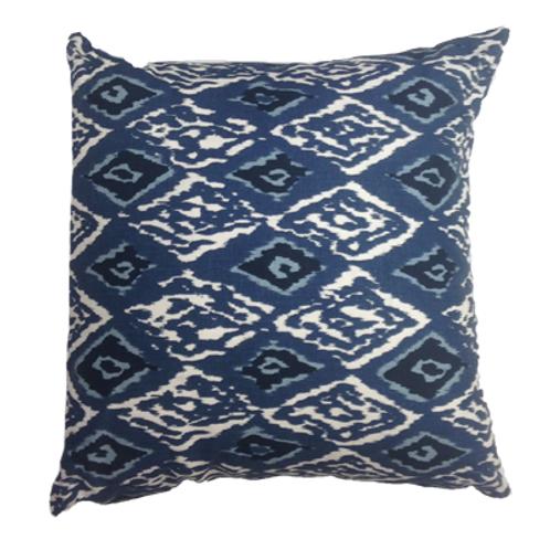Parker Navy Pillow