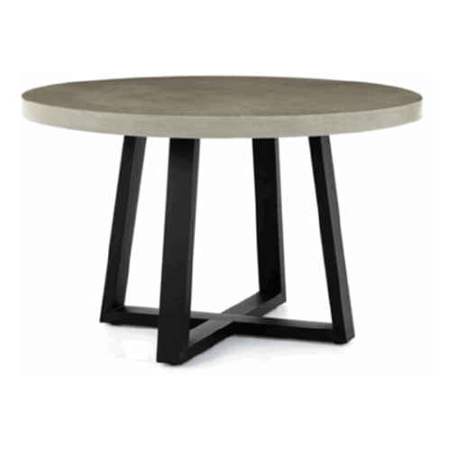 Spencer Outdoor Round Dining Table