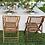 Thumbnail: Classic Bamboo Folding Chair