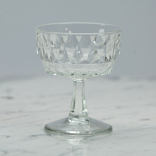 Cut Glass Fruit Cup
