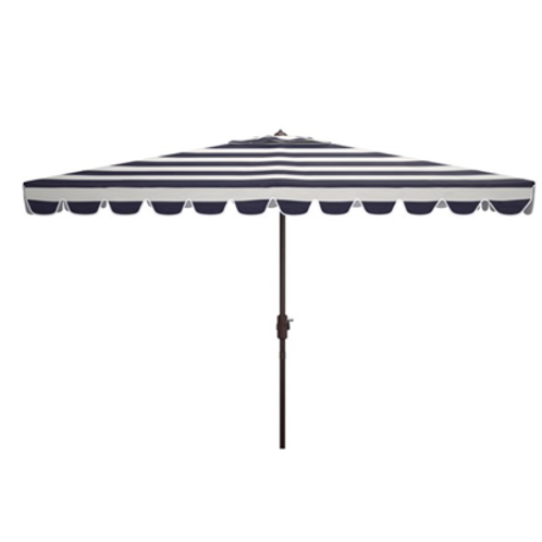 Black Vienna Market Umbrella