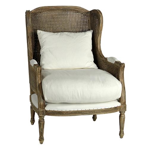 Teresa Cane Back Chair