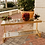 Thumbnail: Gold Leaf Console Table